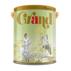 Sơn trắng trần nội thất Mykolor Grand Ceiling Expert cao cấp 1️⃣VN