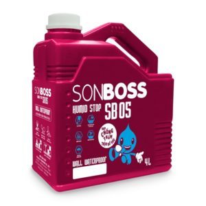 Keo chống thấm Sonboss Humid Stop Wall Waterproof SB05 1️⃣VN