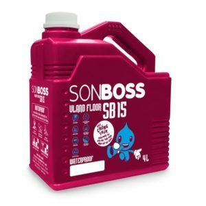 Keo chống thấm Sonboss Floor Waterproof SB15 chính hãng 1️⃣VN