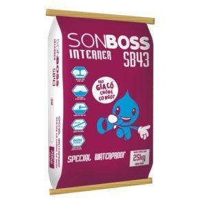 Keo gia cố chống co ngót Sonboss Interior Special Waterproof SB43 1️⃣VN