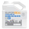Keo chống thấm trộn hồ vữa Suporseal Concrete CR01 chính hãng 1️⃣VN