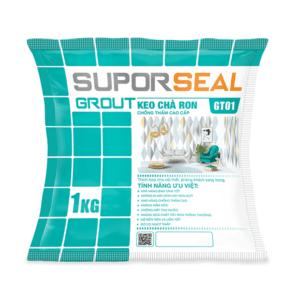 Keo chà ron chống thấm cao cấp Suporseal Grout GT01 chính hãng 1️⃣VN