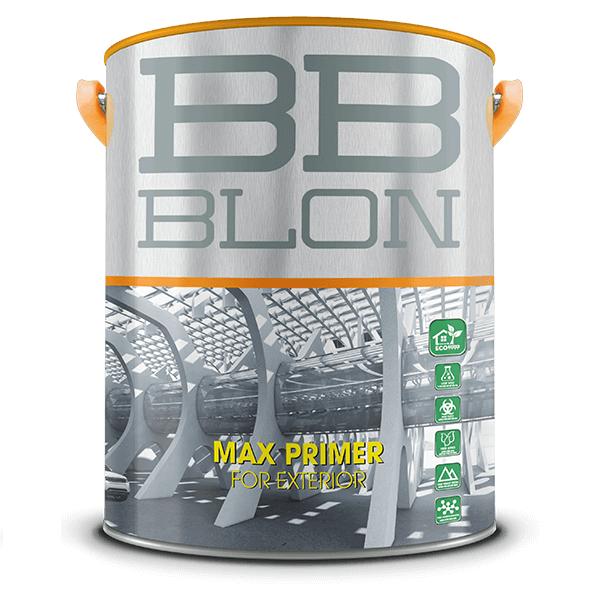 Sơn lót kháng kiềm muối BB Blon Max Primer For Exterior