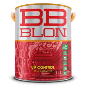 Sơn chống phai màu cao cấp BB Blon UV Control For Exterior 1️⃣VN