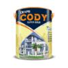 Sơn ngoại thất bề mặt bóng mờ Oexpo Cody Super Gold