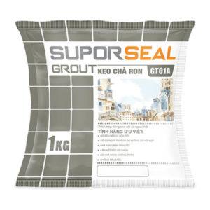 Keo chà ron nội và ngoại thất Suporseal Grout GT01A