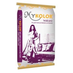 Bột trét nội và ngoại thất Mykolor Walcare Filler For Exterior & Interior 1️⃣