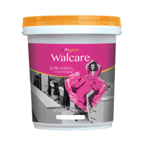 Sơn nội thất bóng nhẹ Mykolor Walcare Low-Sheen For Interior 1️⃣VN