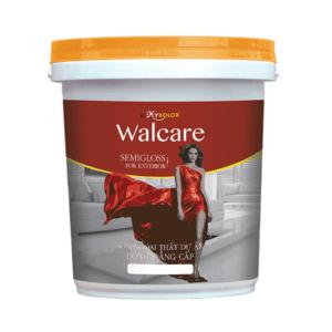 Sơn ngoại thất mịn màng Mykolor Walcare Semigloss For Exterior 1️⃣VN