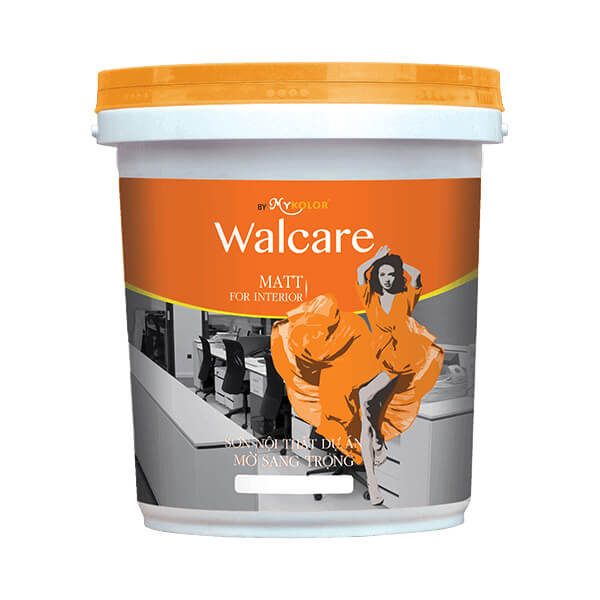 Mykolor Walcare Matt For Interior