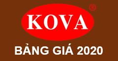 Bảng giá sơn Kova năm 2020