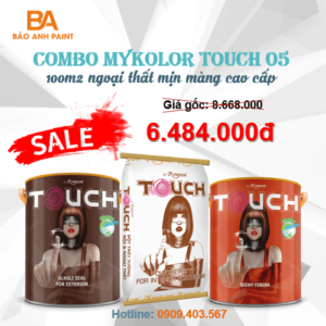 Combo Mykolor Touch 05
