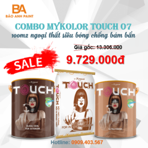 Combo Mykolor Touch 07