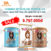 Combo Mykolor Touch 14