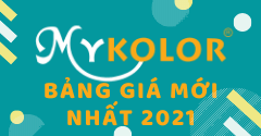 Bảng giá sơn Mykolor năm 2021 mới nhất