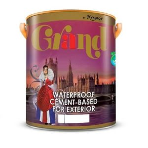Mykolor Grand Waterproof Cement-Based For Exterior