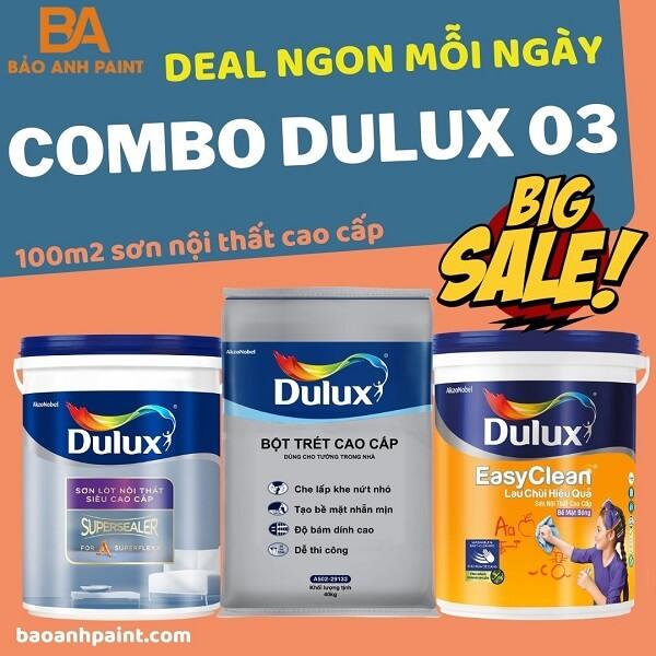 Combo Dulux 03