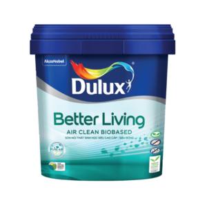 Sơn nội thất siêu cao cấp Dulux Better Living Air Clean C896B