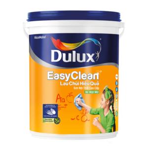 Sơn nước nội thất Dulux EasyClean A991 Lau Chùi Hiệu Quả